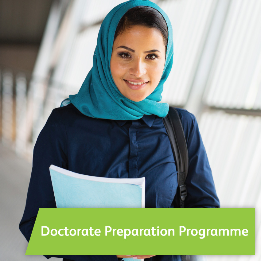 Doctorate Preparation Programme