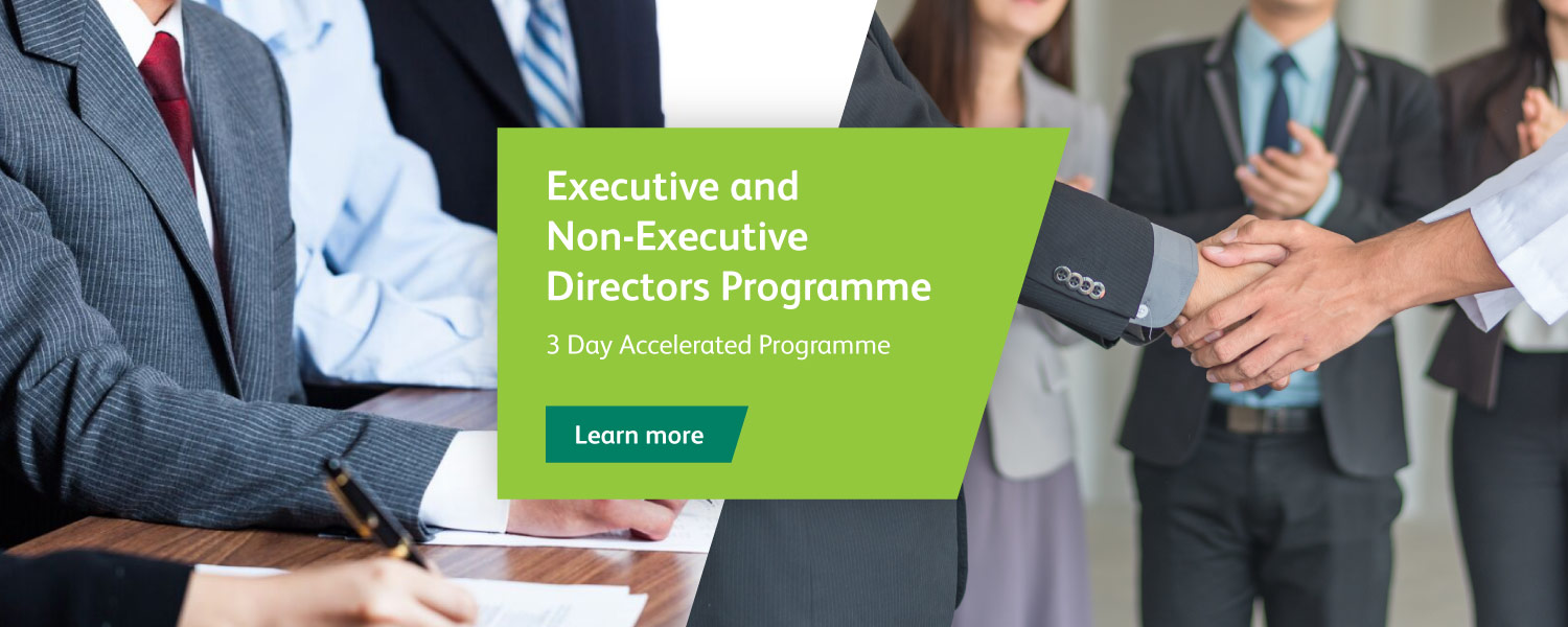 Executive and Non-Executive Directors Programme