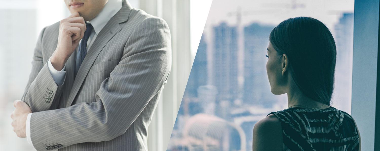 The Leadership Thinking Code® header banner