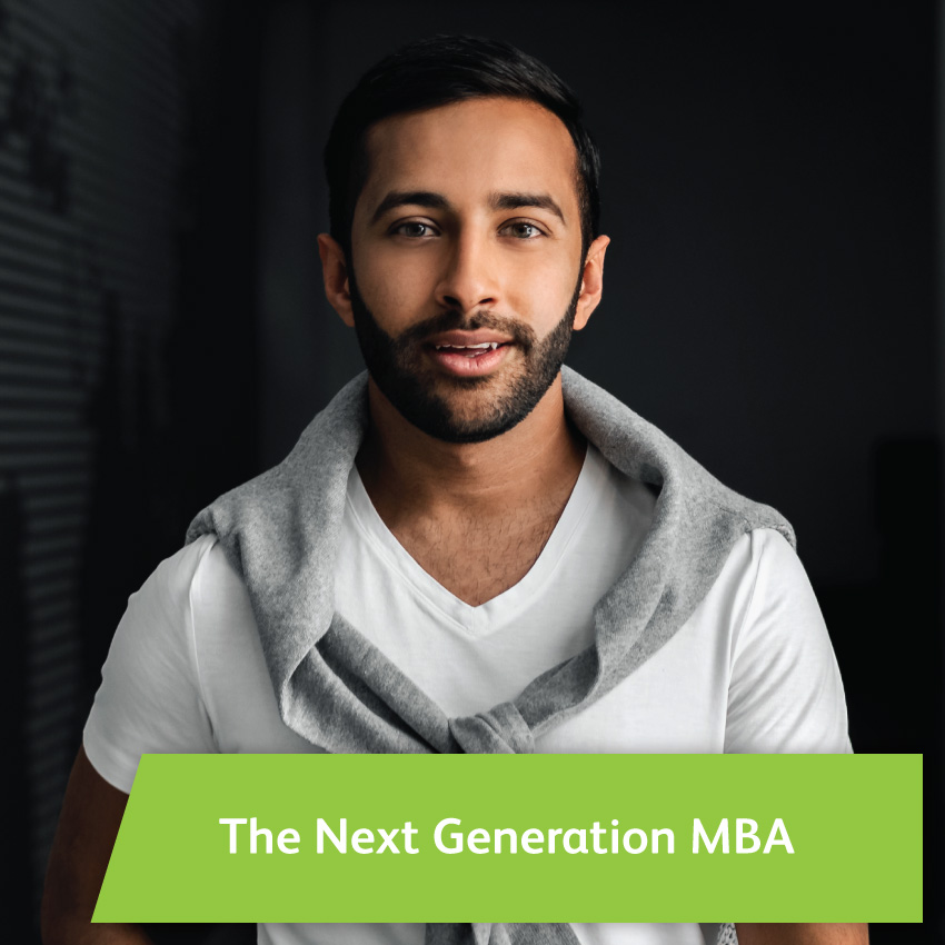 The Next Generation MBA